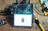 Raspberry Pi - visuele Touchpad / seconde Display