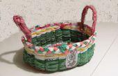 Plastic zakken Easter Basket