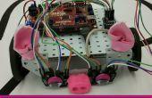 Digilent MRK + lijn-volgende Robot montage-instructies