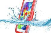 Hoe te om uw Samsung S5 tegen Water bij het afspelen van watersport