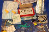 Het aanpassen van uw Altoids Survival Kit