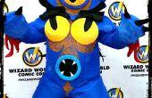 """Hoe maak je een Big Hero 6: """"Fredzilla"""" kostuum"""