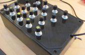 Zwarte doos Midi Controller
