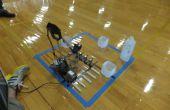 Bouwen van een robotachtig wapen voor de wetenschap Olympiade