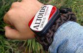 Overlevingspakket voor ultieme Paracord armband