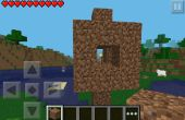 Hoe maak je een straat licht op Minecraft PE