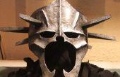 Hoe maak je een harnas masker