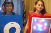 Maken van echte werken iPod Costume(s)