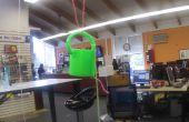 3D afgedrukt Parachute Drop Bucket