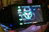 Hoe installeer ik thema's, foto's, muziek, video's en spelletjes op een Playstation Portable (PSP)