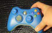 Xbox 360 Controller Mod voor Sprint, Crouch en haar Trigger