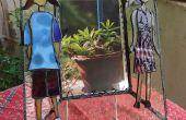 DIY glas spiegel-Photo Frame