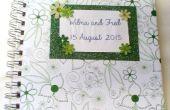 Envelop gastenboek bruiloft
