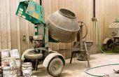 DIY beton:: hoe-aan-Mix beton
