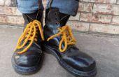Vilten schoenveters