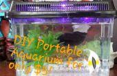 $5 DIY Portable Aquarium