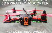 Hoe ontwerp en 3D Print uw zeer eigen quadcopter!