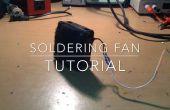 Goedkope DIY solderen Fan