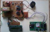 Tenuitvoerlegging van intelligente Polling systeem met behulp van GSM mobiele