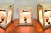 """Een zelfs """"cooler"""" LED licht groeien"""