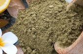 Zwarte Henna voor haar leveranciers in India - NMP Udhyog
