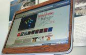 Hoe maak je een Woody Laptop