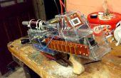 GaussGun / Coil-Gun elektronica en Engineering Project