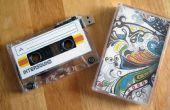 MixDrive: USB Cassette Tapes Made Easy