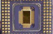 Hoe bloot het sterven (inhoud) van een oude CPU