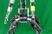 Hoe bouw je eigen DARPA Robotics Challenge finale Robot. Echt!