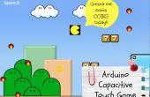 Arduino Capacitieve Touch spel