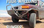 Aangepaste stalen bumper voor off-road truck