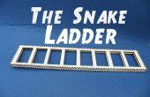 De slang Ladder