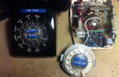 Low-Tech Rotary telefoon gemaakt draadloze.