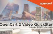 OpenCart Tutorial voor Beginners - versie 2.0 - 2.X