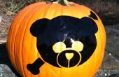 Hoe maak je een Pumpkin Carving Stencil (met zelfklevend Vinyl)