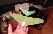 3D Printing PLA op papieren zakdoekje