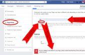 How to Grant Admin Privileges aan een aangepaste Facebook-pagina