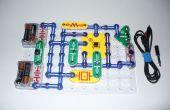 Bouwen van een optisch Theremin--verbeteren uw Snap Circuits door het toevoegen van een 555 Timer geïntegreerde schakeling II