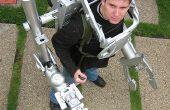 Exoskelet S.P.D. (Sistema persoonlijke de Demolicion of sloop Personal System)