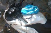 DIY goedkoop motorfiets Tank tas