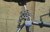 Goedkope fiets slot