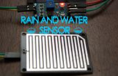 Arduino Modules - regen Sensor