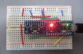 MPU-9150/9250 IMU met Arduino Pro-Micro