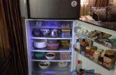 Is mijn koelkast deur Open?!