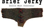 DIY korte Jerky - eetbare ondergoed