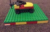 Lego auto met Propeller