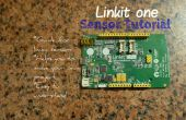 LinKit één sensor tutorial