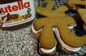 Pi dag Nutella S'mores