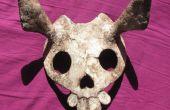 Hoe maak je de schedel masker van Zelda: Ocarina of Time